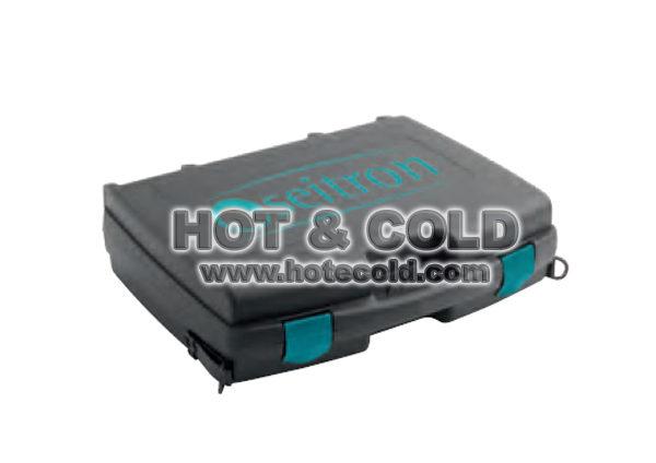 Valigia analizzatore di combustione seitron