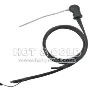 Sonda flessibile prelievo fumi 300 mm | lunghezza 2 M